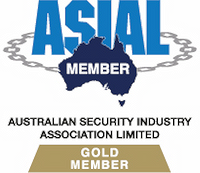 ASIAL Member Australian Security Industry Associaton gold member.