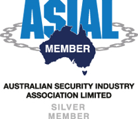 ASIAL Member Australian Security Industry Associaton silver member.