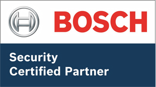 Bosch Security Certified Partner.